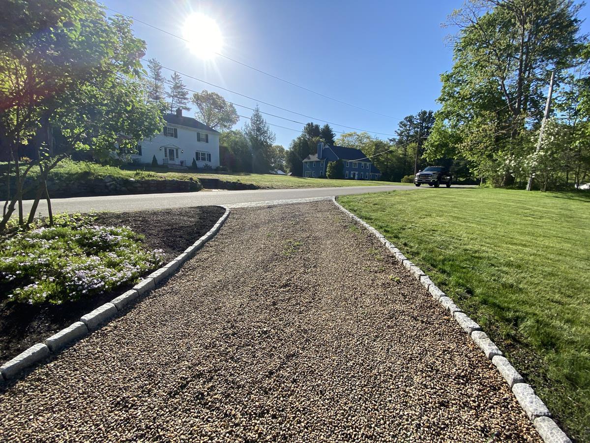 Driveway Project - Topsfield, MA