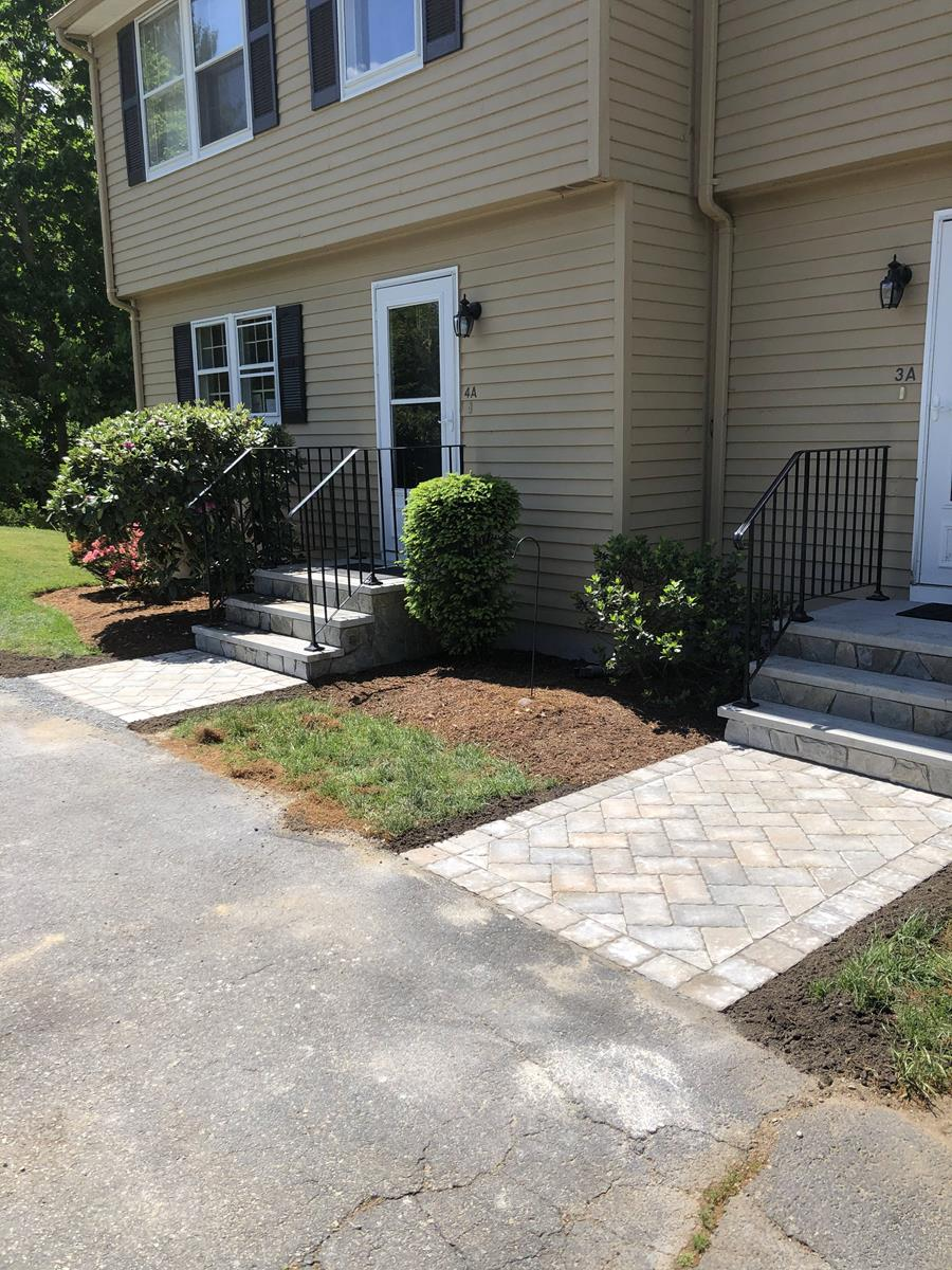 Walkway Project - Middleton, MA